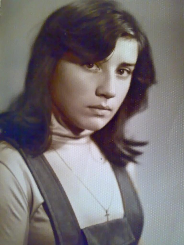 моя старшая сестра Кунина Елена Михайловна